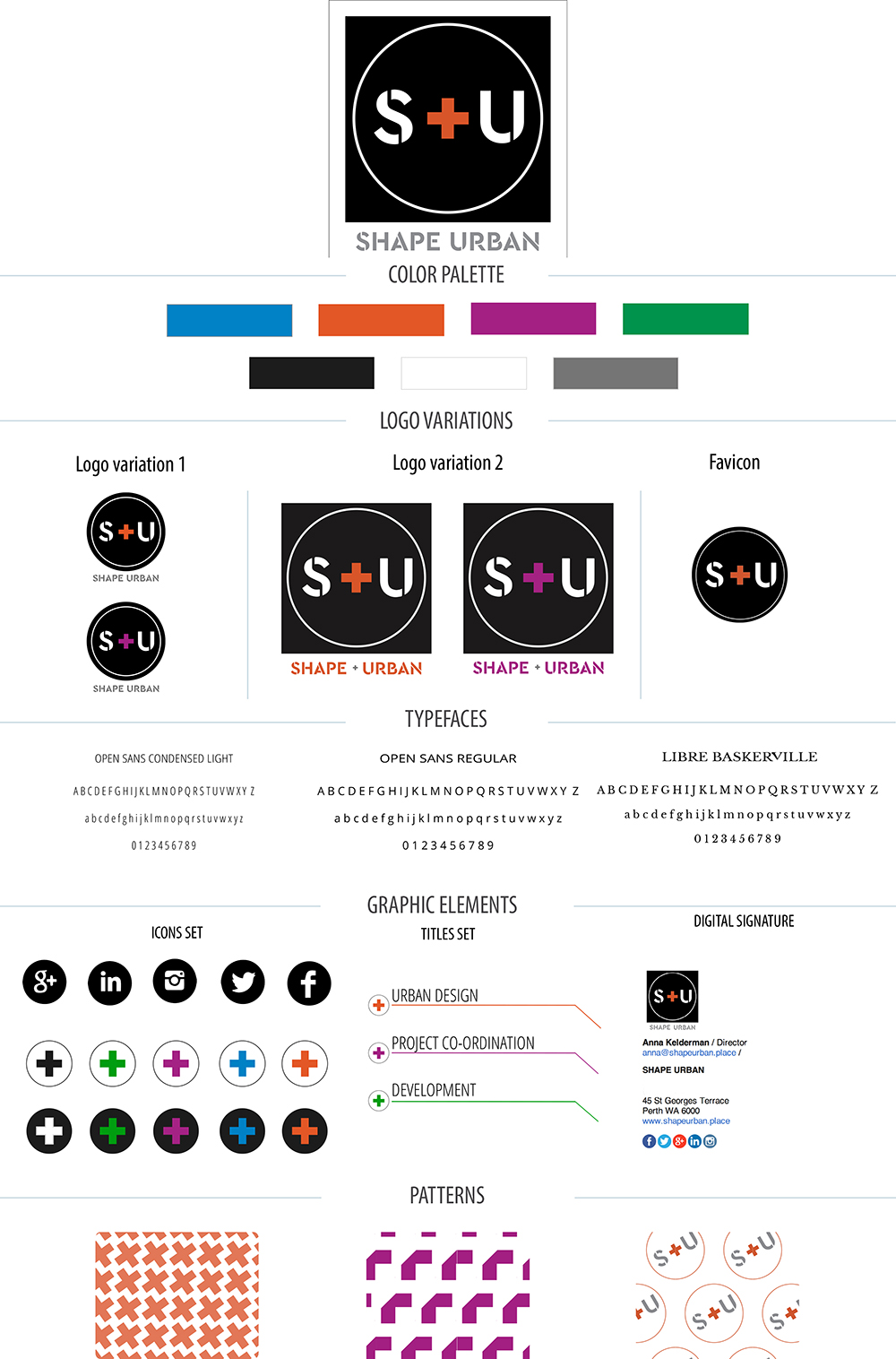 Logo Design + Brand Identity Development