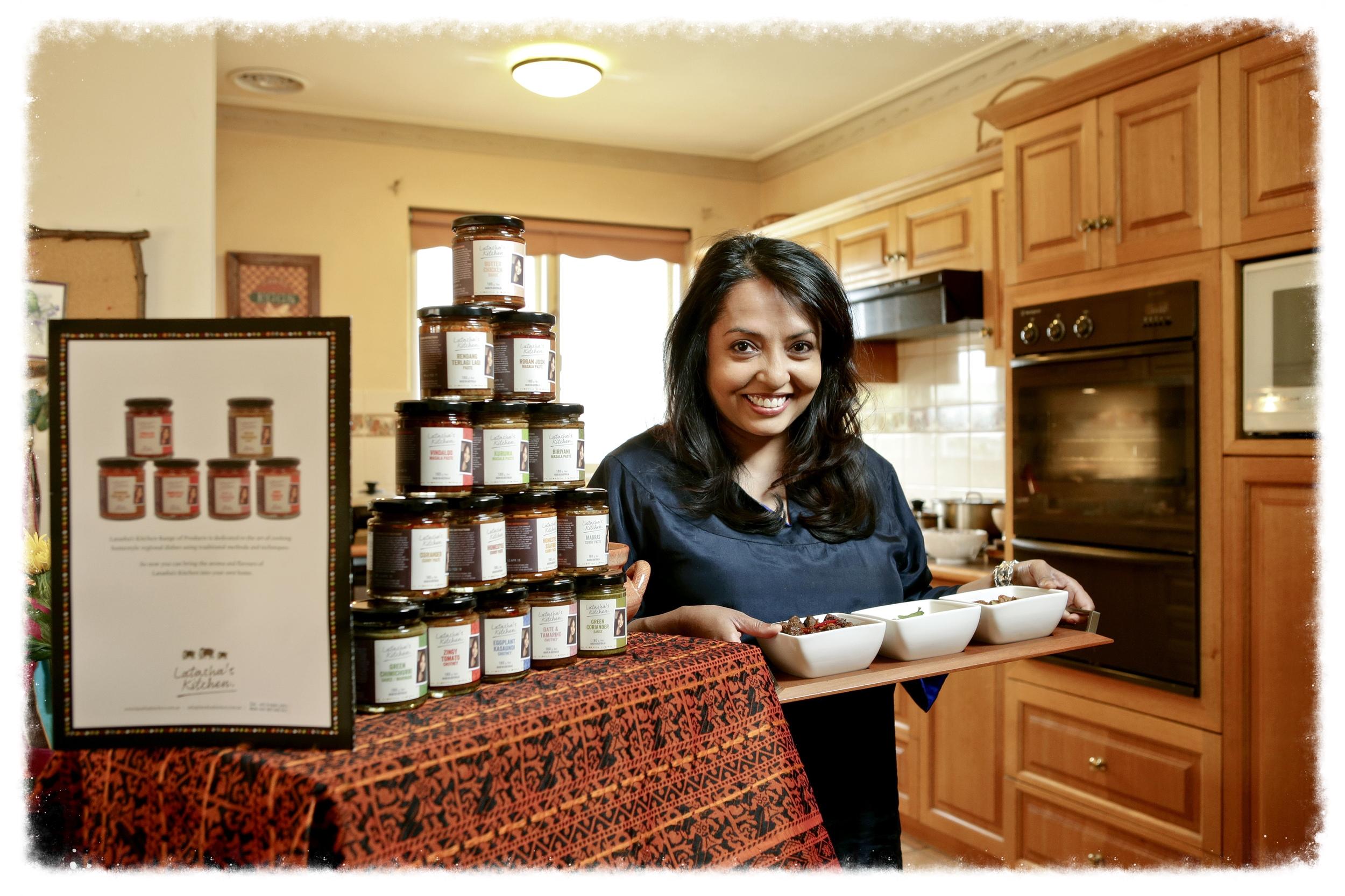 Entrepreneurial wisdom with Latasha Menon