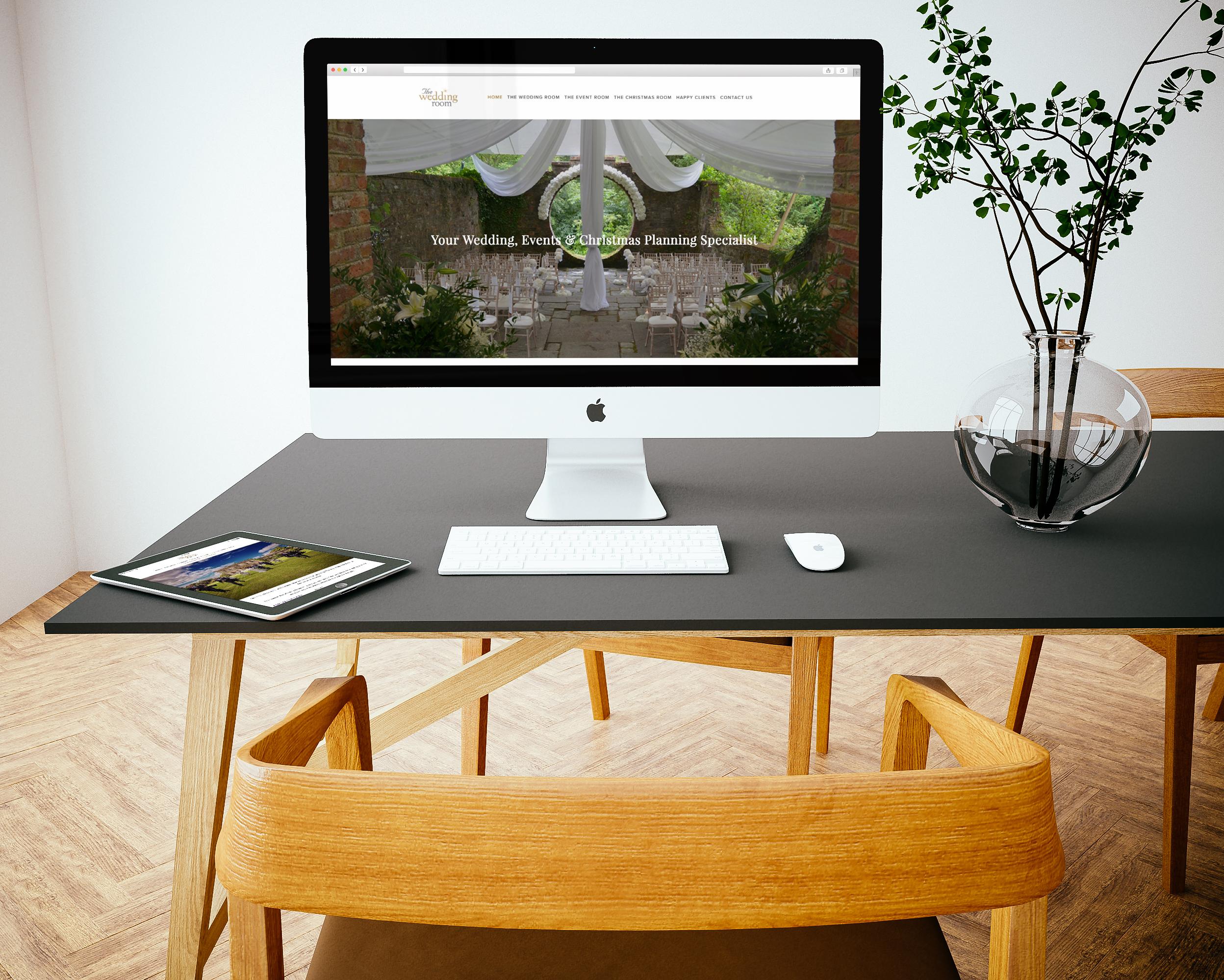Brand Refresh and Website Design