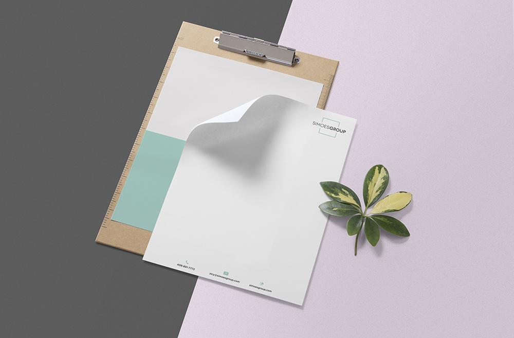 Corporate Stationery Design