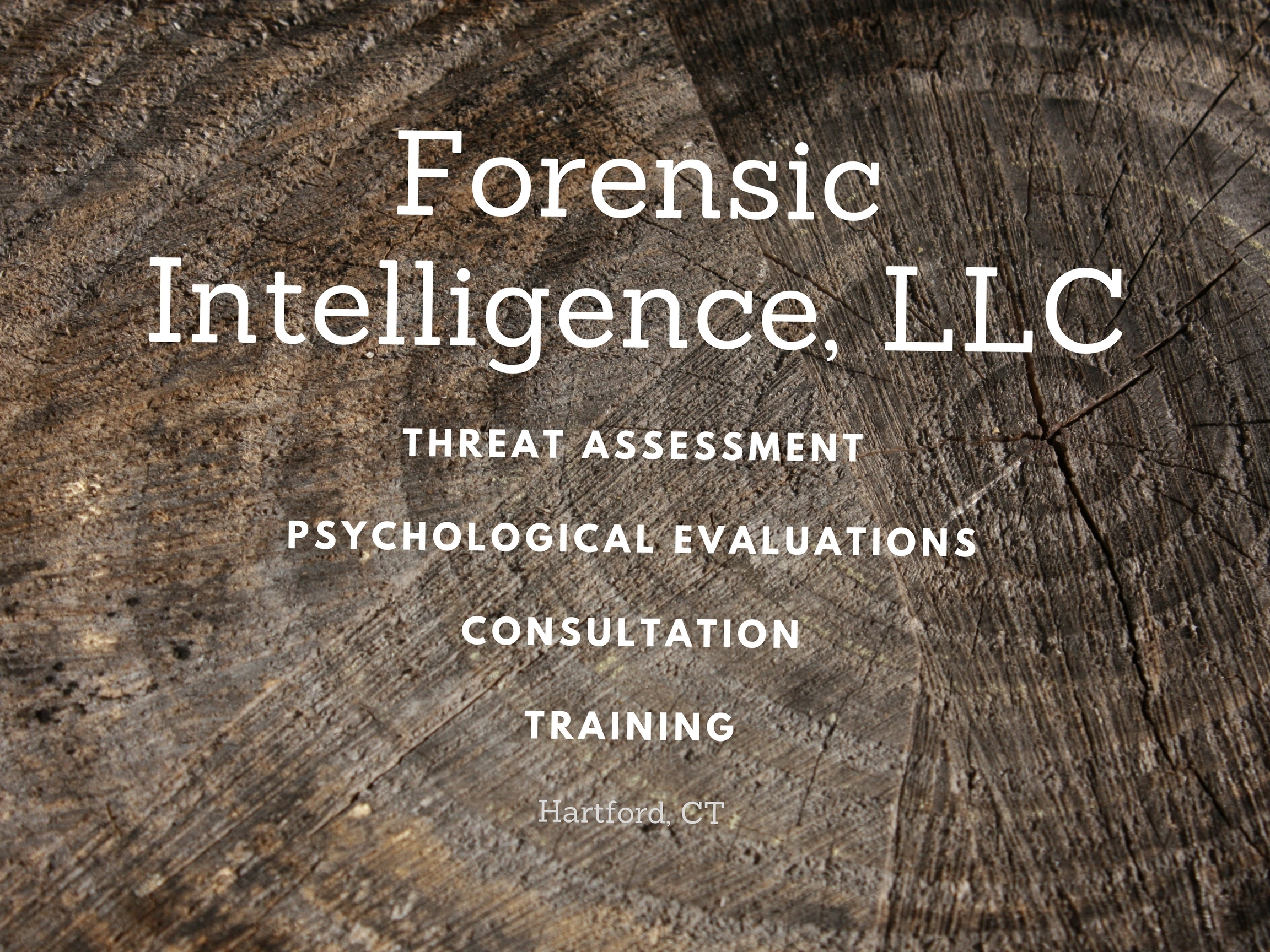 Forensic Intelligence, LLC