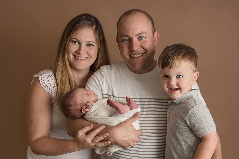 Baltimore Maryland Newborn Baby Photographer