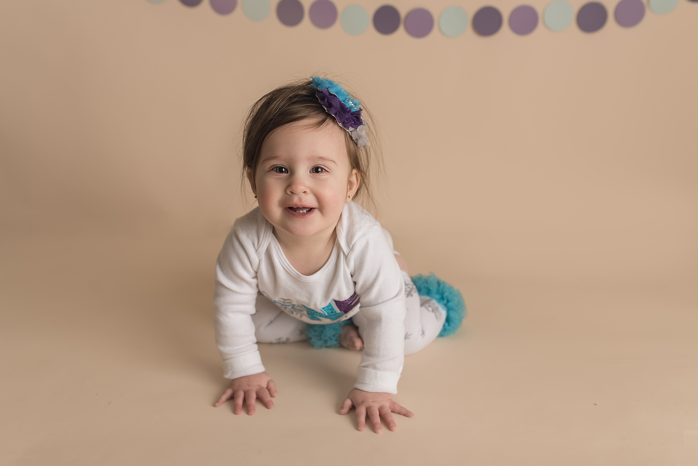 Jessica Fenfert Baltimore Maryland Baby Photographer one year winter birthday