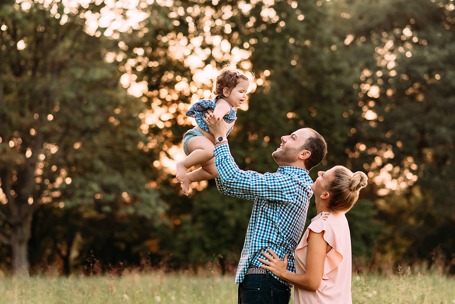 Baltimore Maryland Family Photography Hampton mansion Towson family of 3 Jessica Fenfert