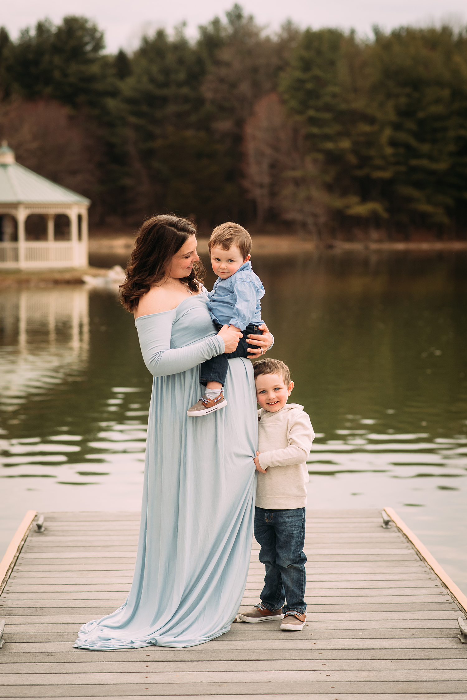 Baltimore Maryland Newborn Maternity Family Photographer Jessica Fenfert