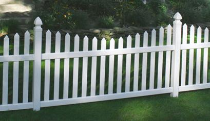 Danbury Concave White Vinyl Picket Fence 2.jpg
