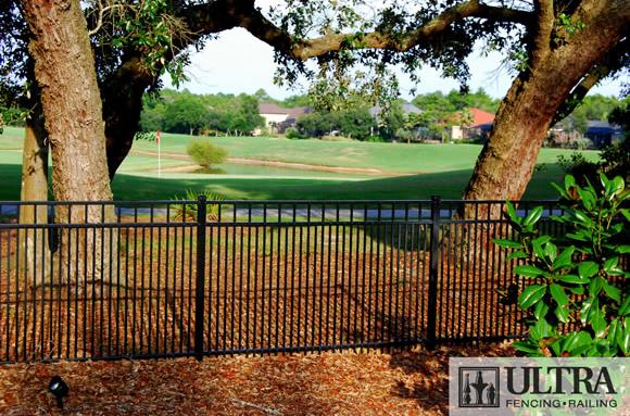 UAF-201 Residential Fence