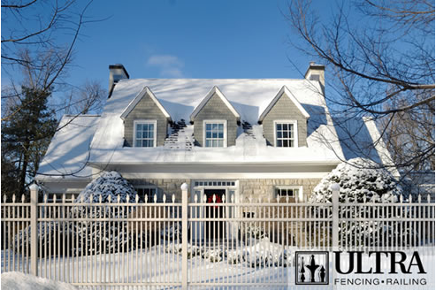 UAS-101 Residential Fence