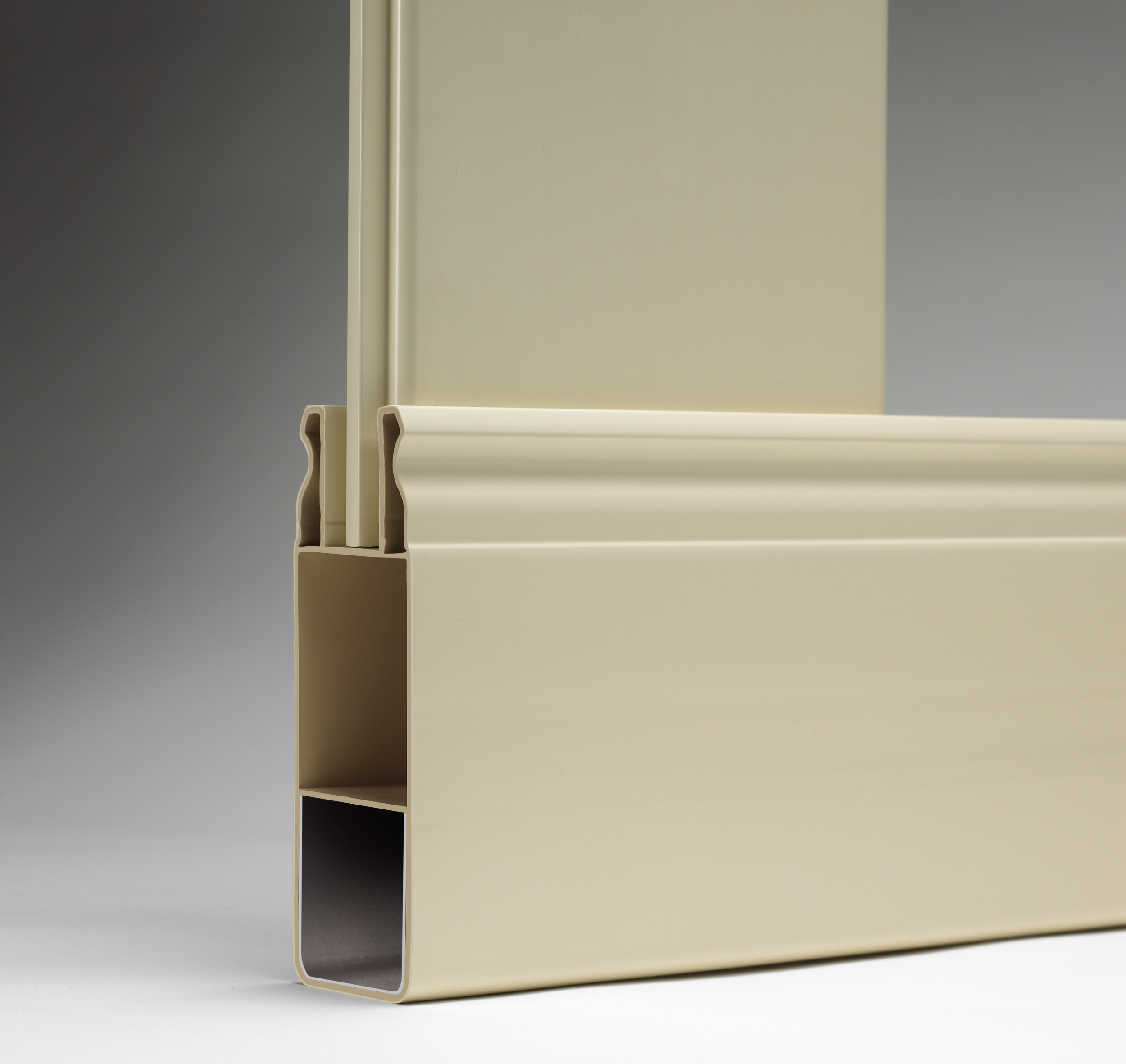 Bufftech Vinyl Fence Picket and Rail