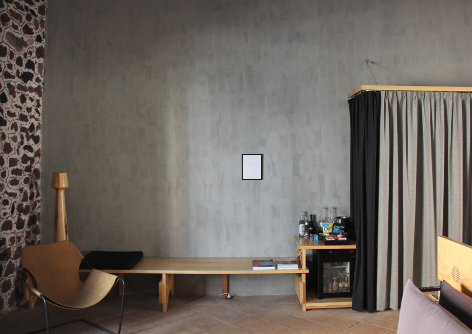 L    a habitación del escritor     /  The Writer's Room  , 2013    Proceso / Process