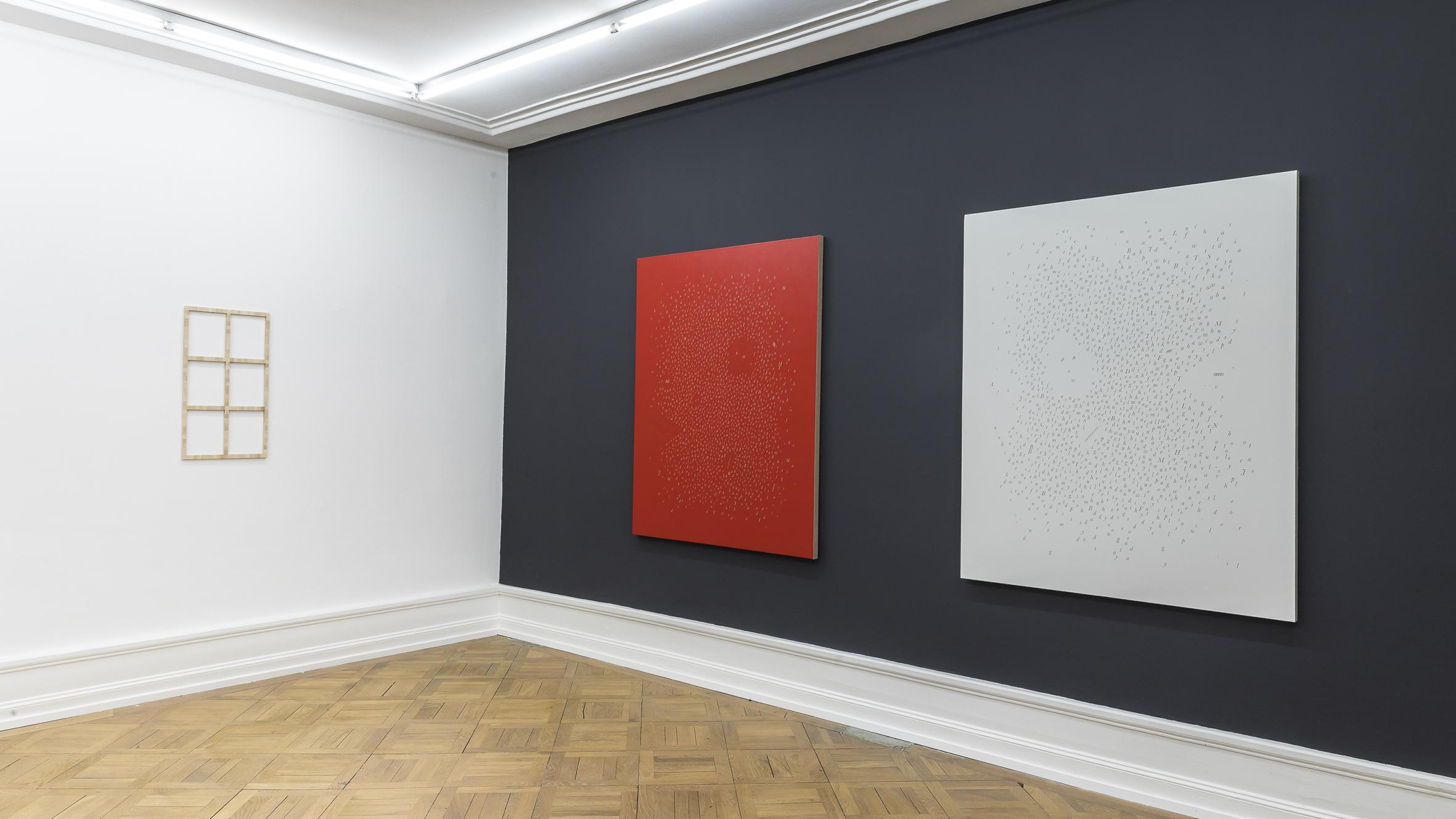 Vista la exposición / Exhibition View  Fotografía cortesía de MAI 36 Gallery