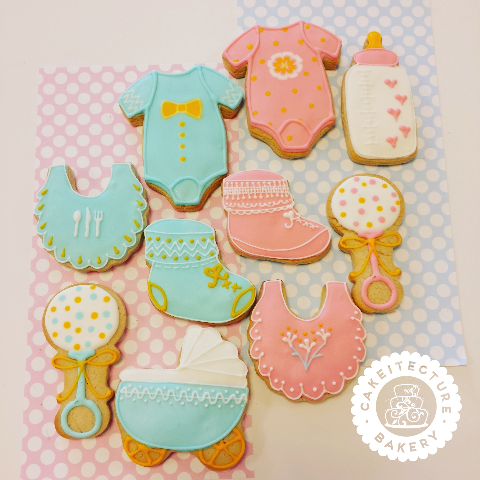Cakeitecture Bakery baby shower cookies.jpg