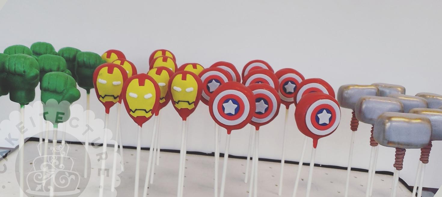 Cakeitecture Bakery avengers pops.jpg