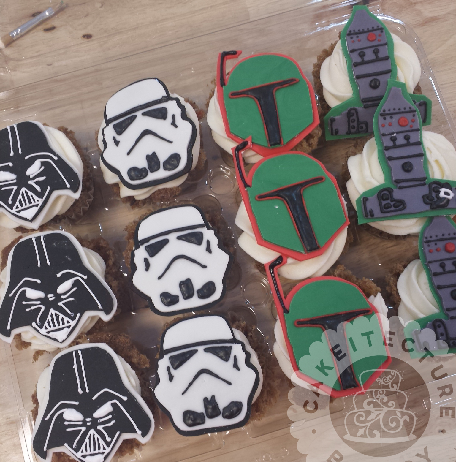 Cakeitecture Bakery star wars cupcakes.jpg