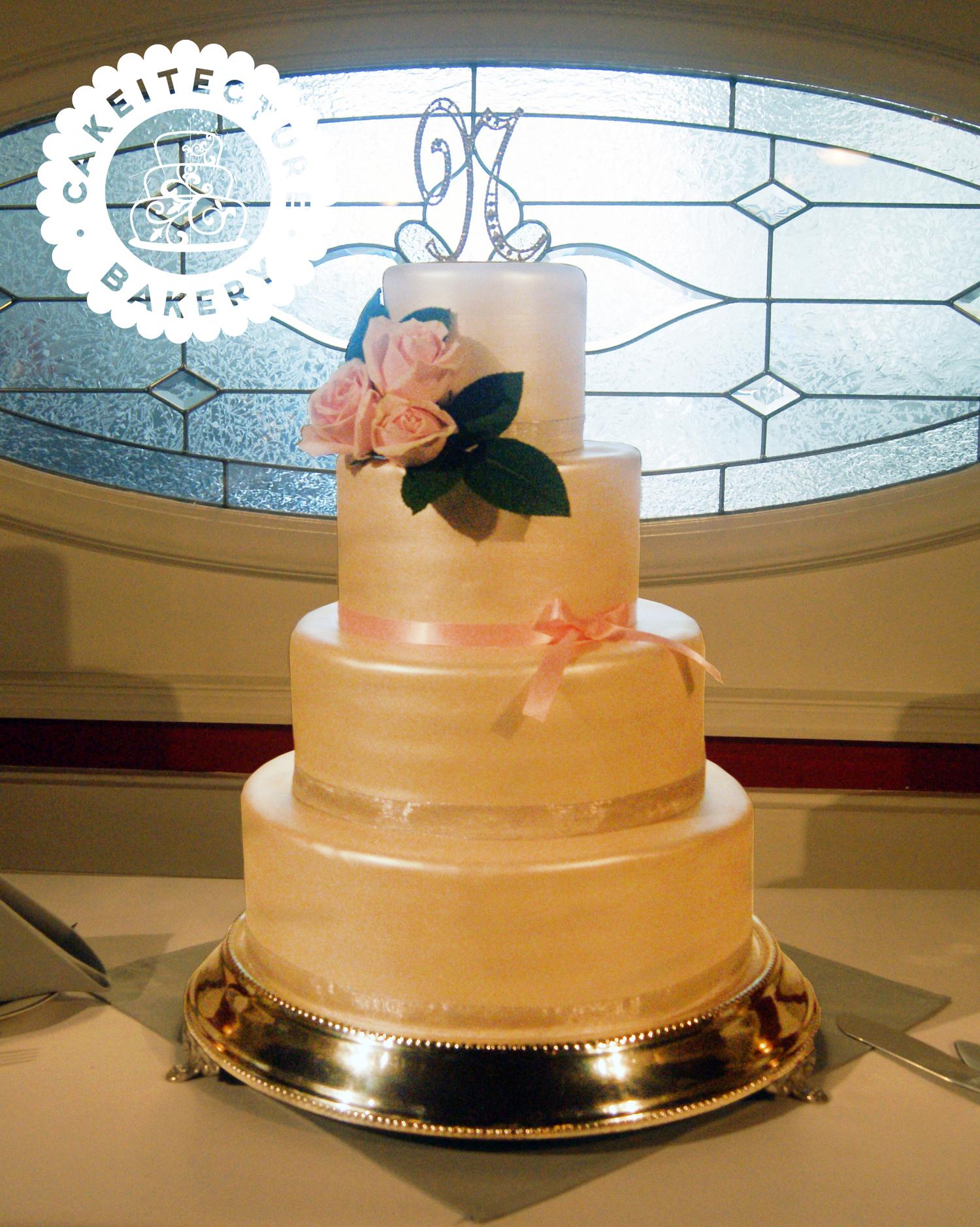 Cakeitecture Bakery White satin Wedding 2.jpg
