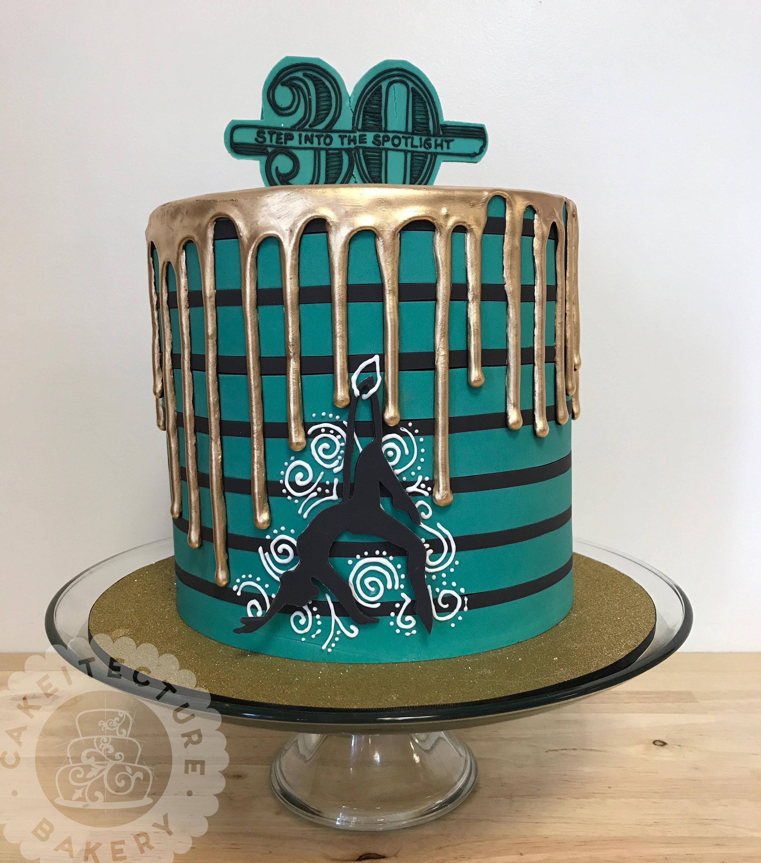 Cakeitecture Bakery 1738 fondant stipped cake.jpg