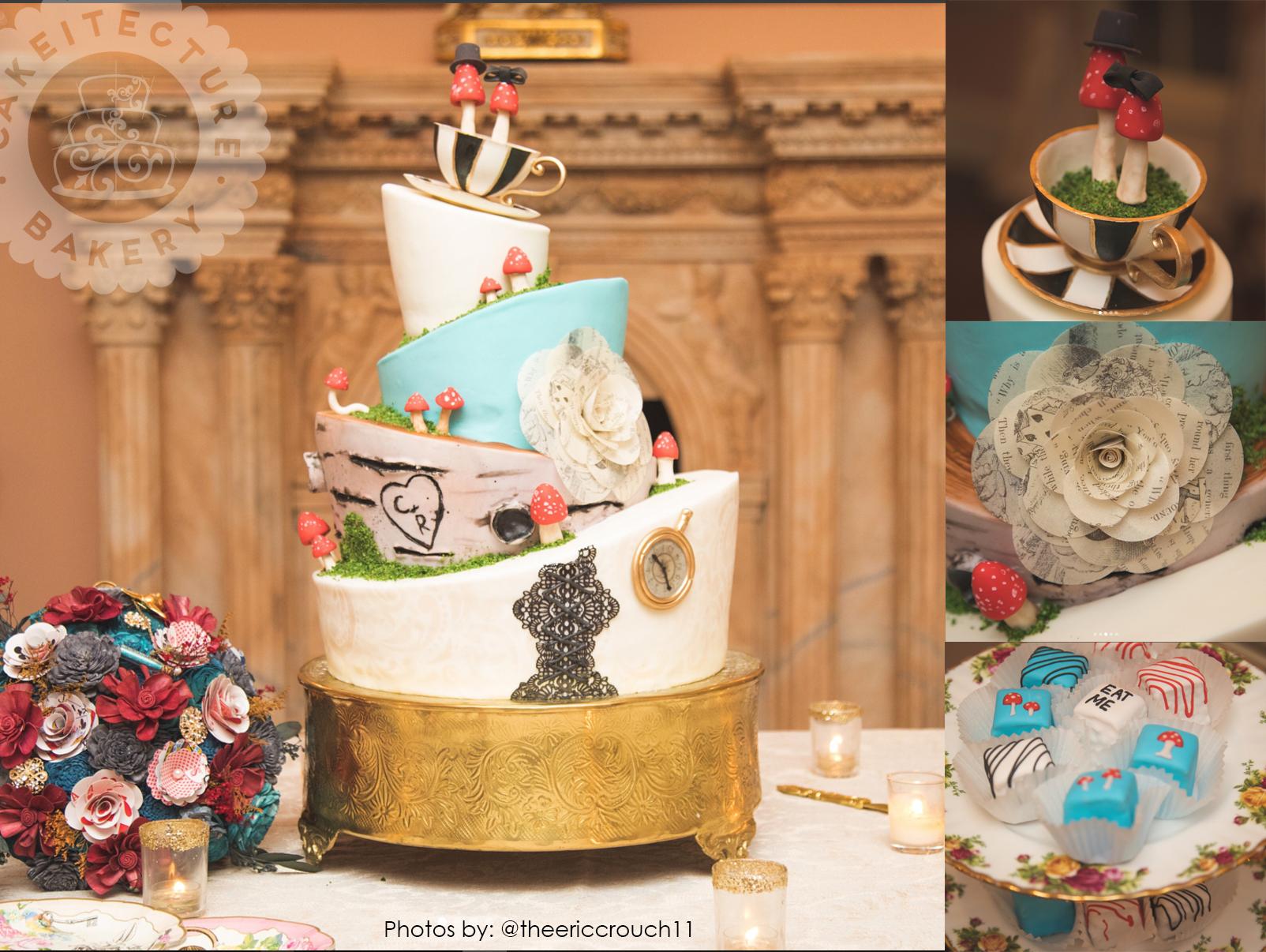 Cakeitecture Bakery 1703 Alice in Wonderland wedding cake .jpg