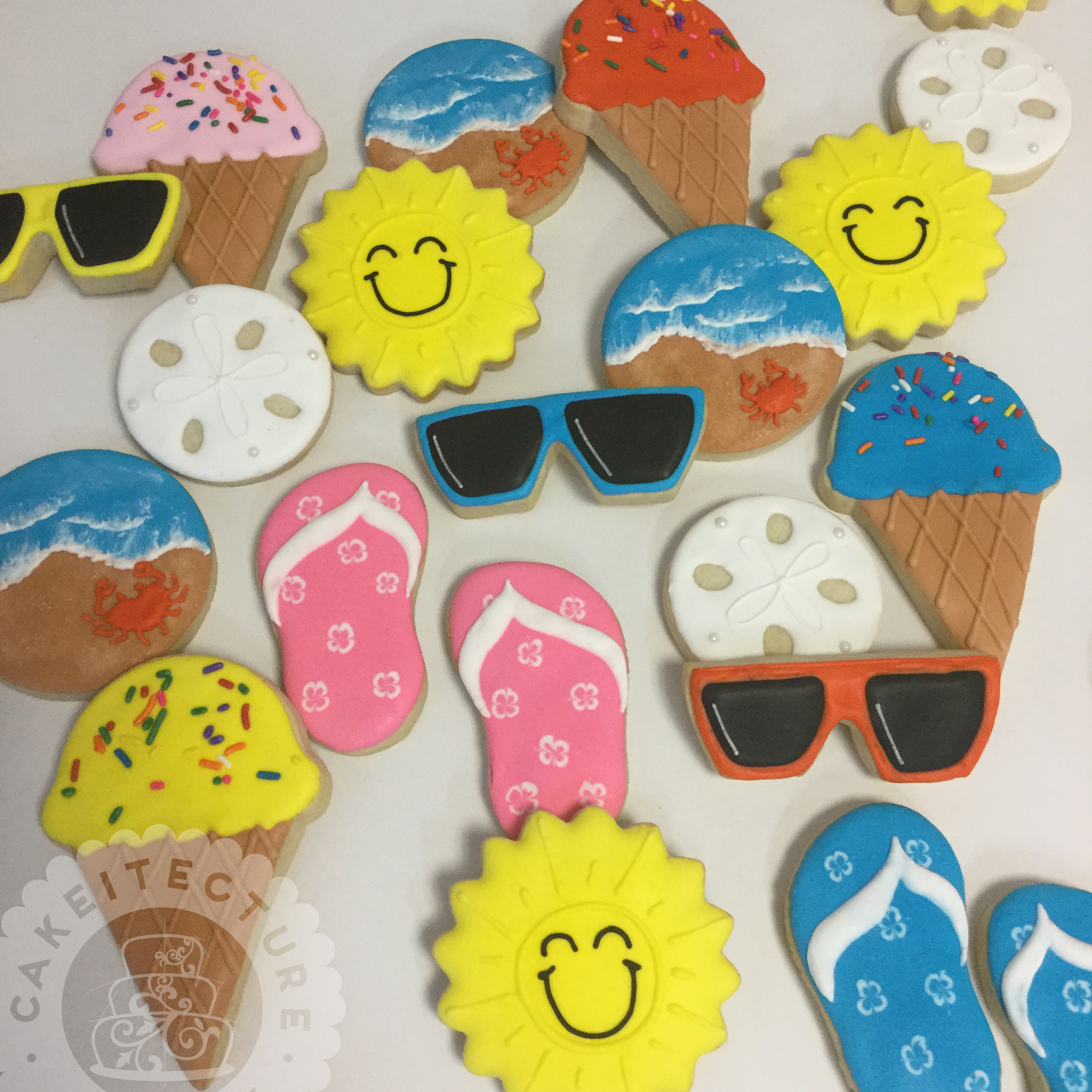 Cakeitecture Bakery 1710 summer beach cookies.jpg