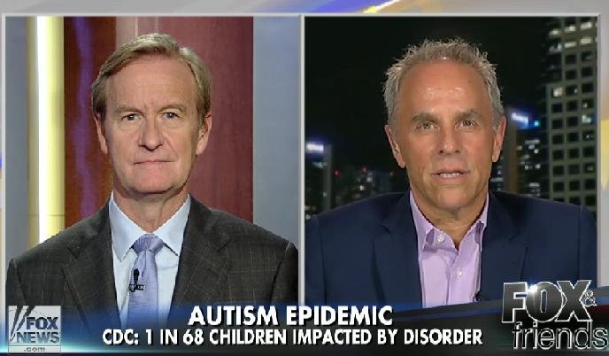 Autism Epidemic Fox & Friends