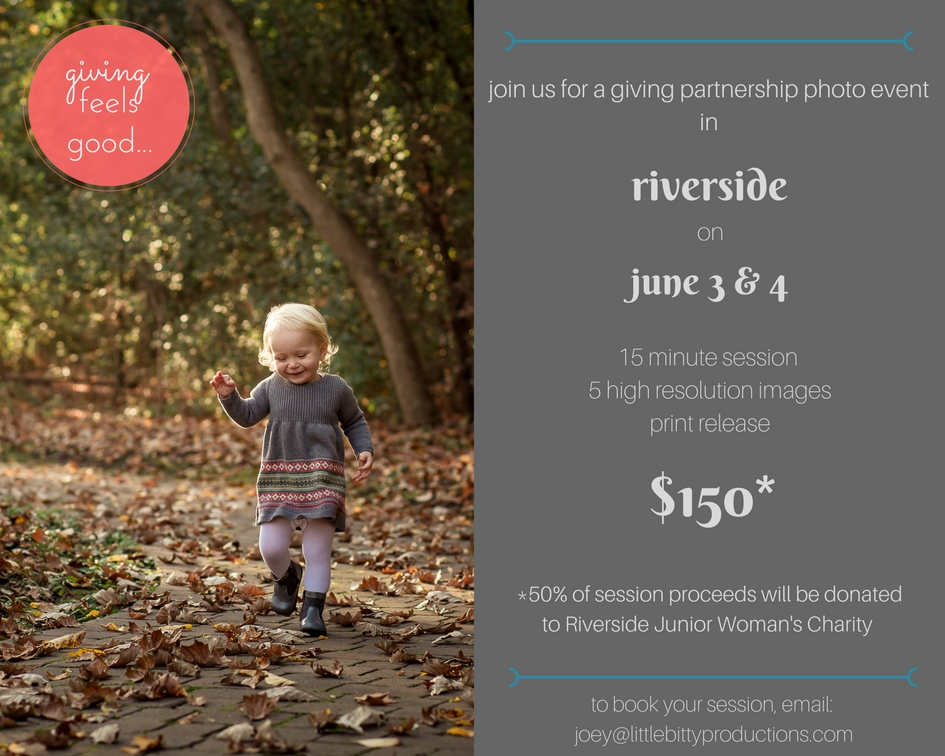 riverside photo sessions