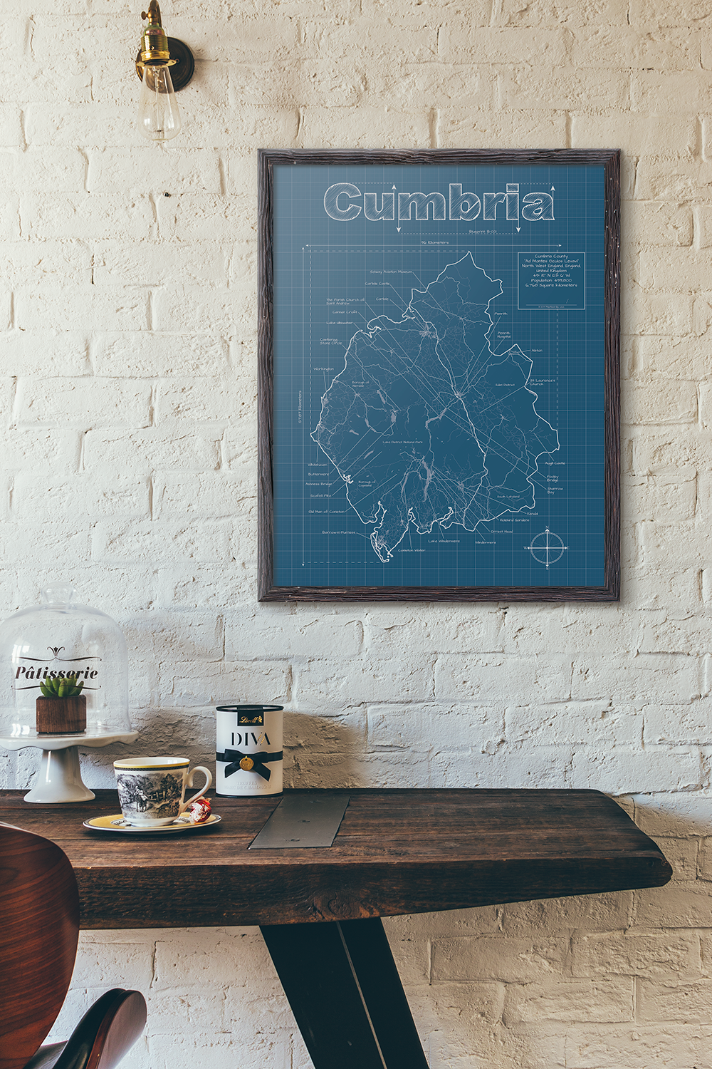County of Cumbria Blueprint