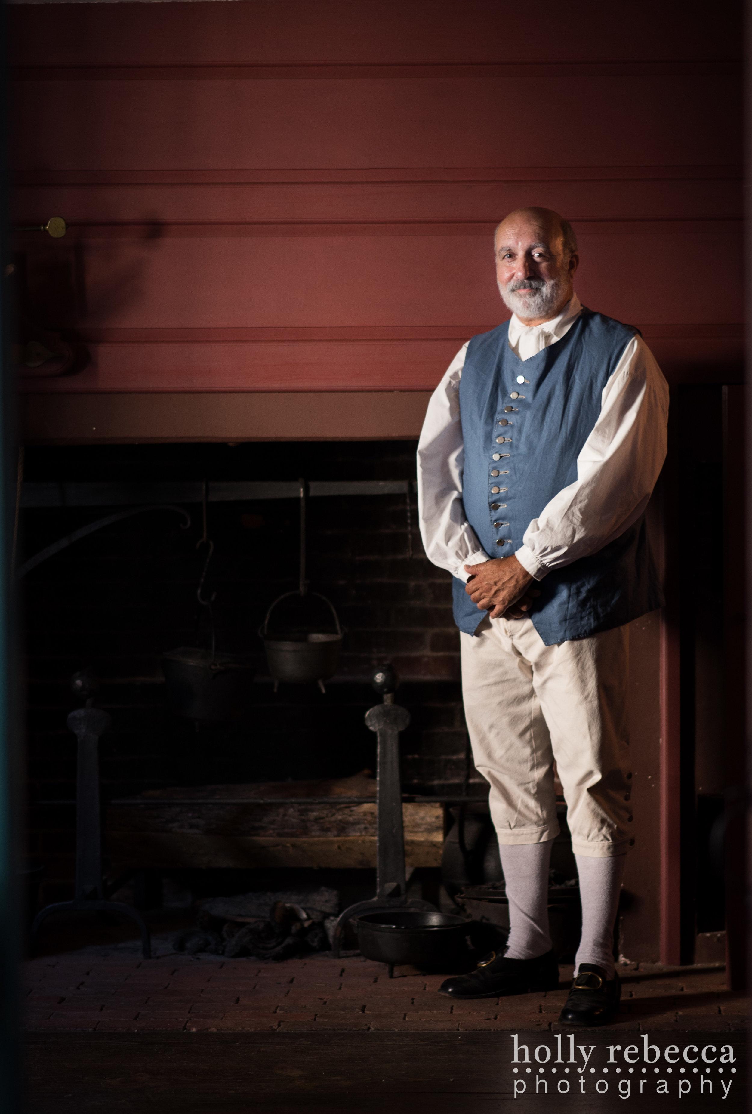 John Stavers - Pitt Tavern 1777