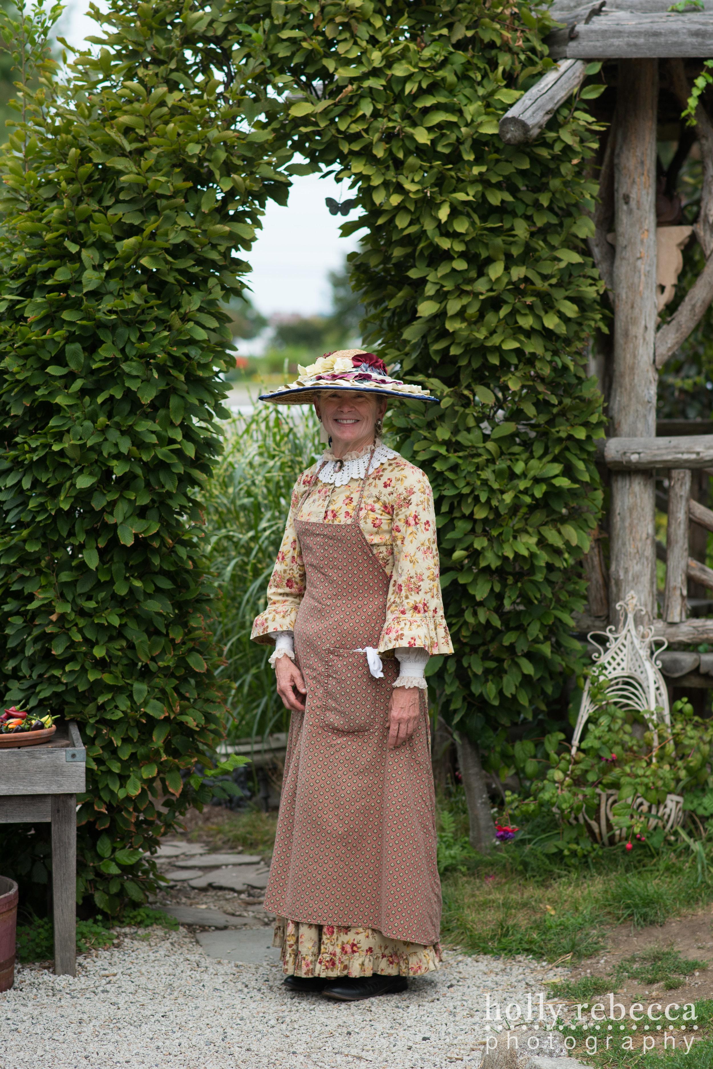 Mrs. Goodwin - Goodwin Mansion 1870