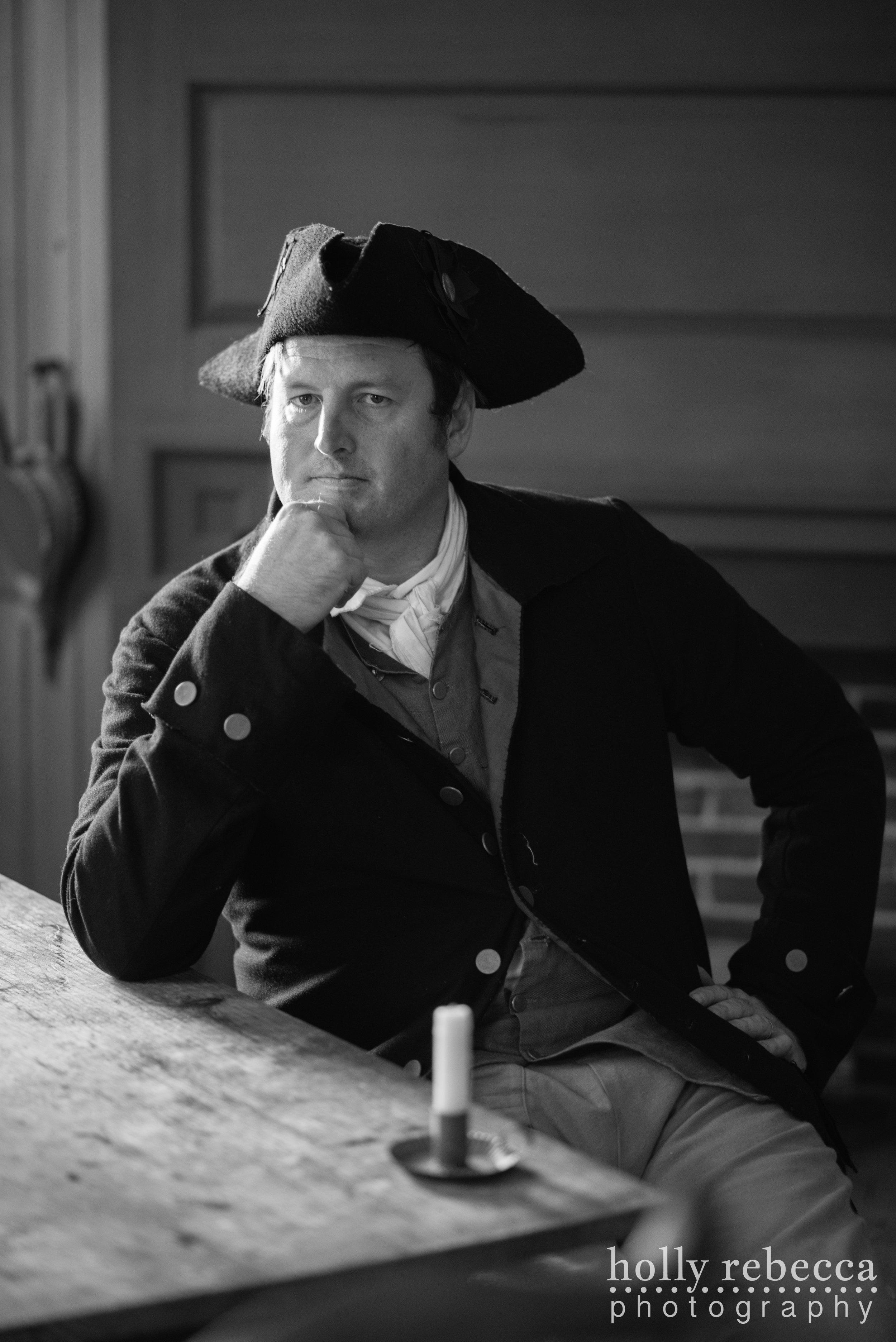 John Stavers Jr. - Pitt Tavern 1777
