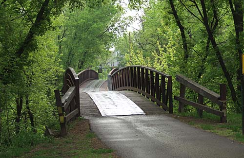 The Luce Line Trail - Watertown