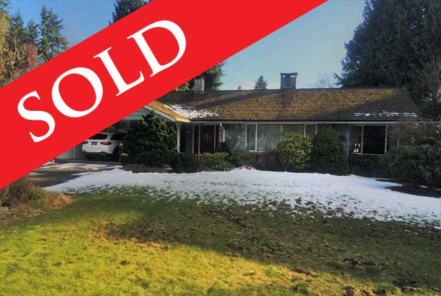 470 Gordon Avenue, West Vancouver,Cedardale area -