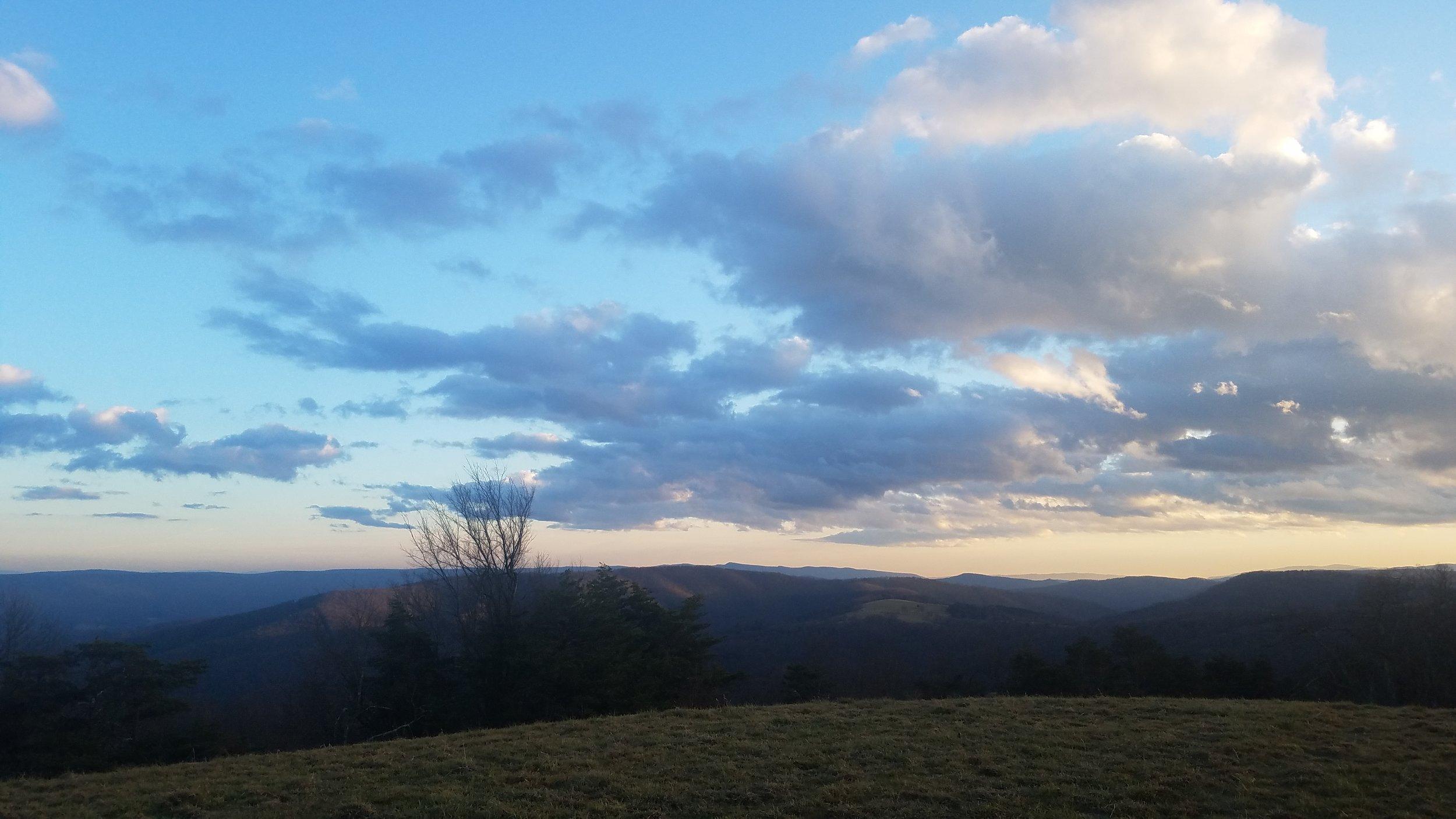 Branch Mountain, WV