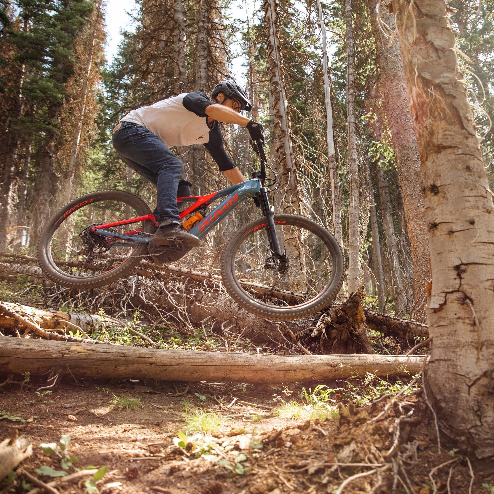 Explore more trails, have more fun!