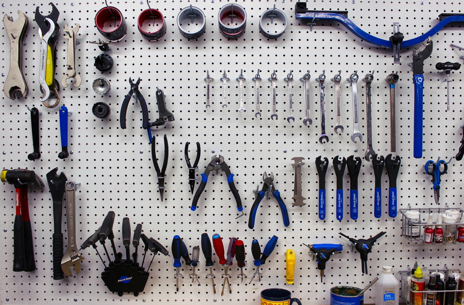 All the tools!