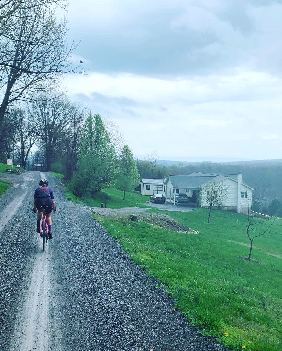 2018 Harris-Roubaix Loop - We REALLY enjoyed this loop and think you will, too!32.1 Miles/2,817ft ElevationLots of fun gravel!