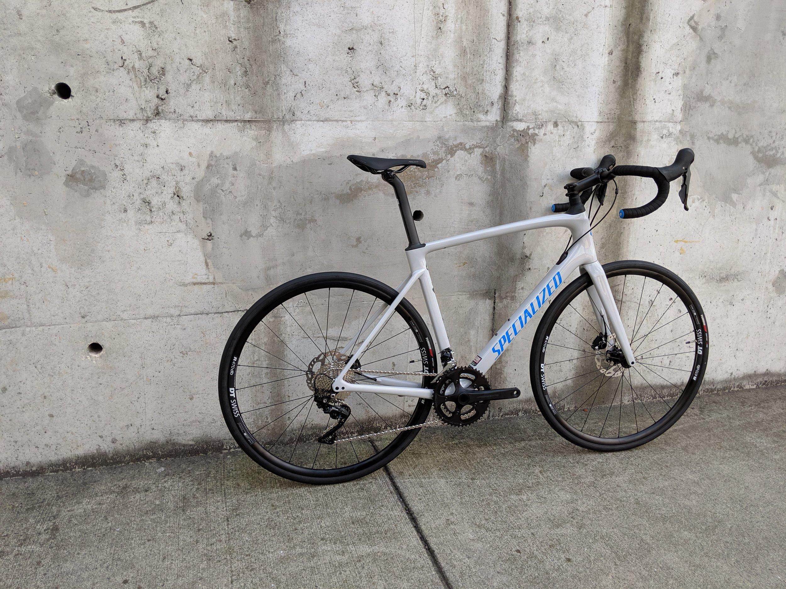 2020 Roubaix Sport in Dove Gray/Pro Blue