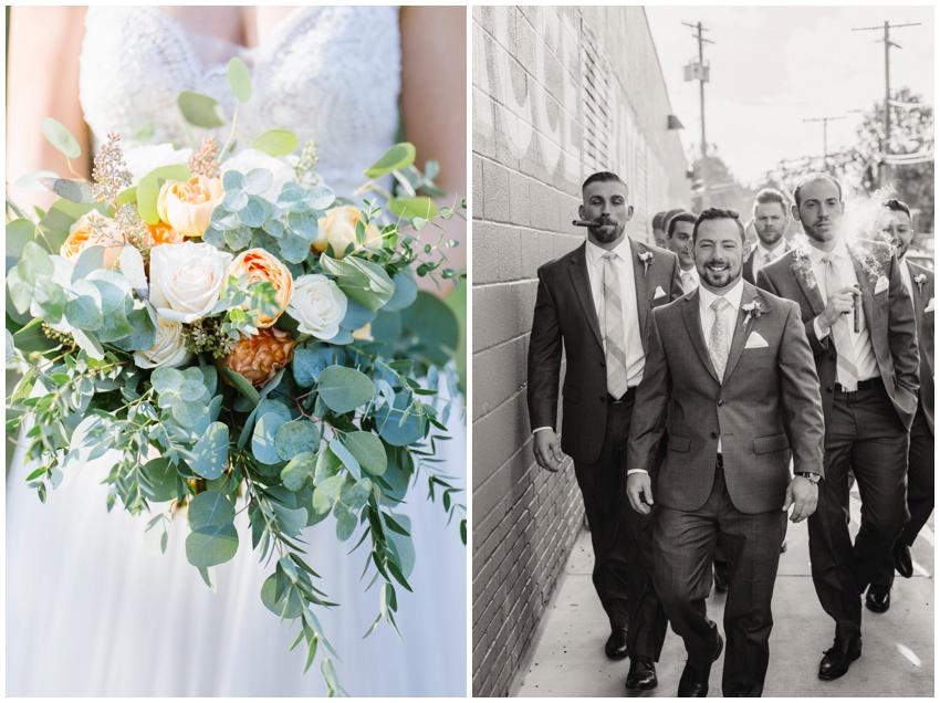 courtney + mike wedding