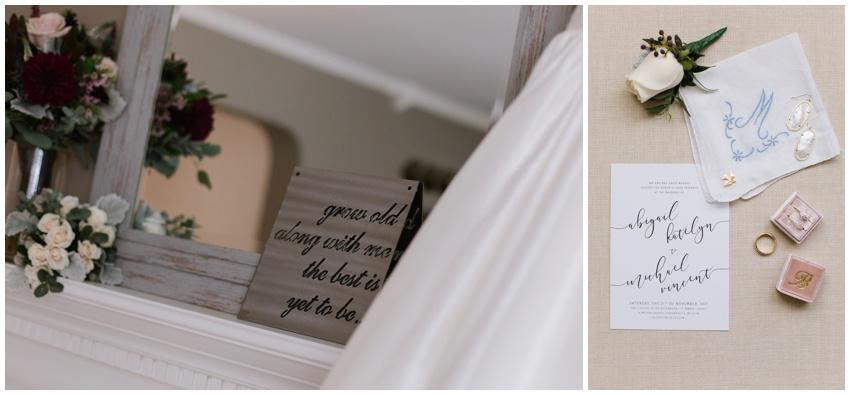 neutral bridal details mrs ring box