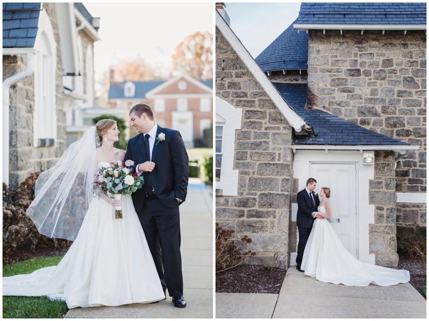 fall wedding baltimore wedding photographer