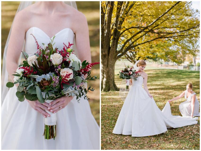 radebaugh wedding bouquet