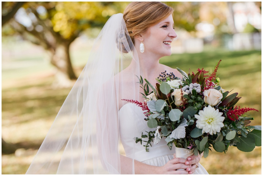 red haired bride kendra scott earrings