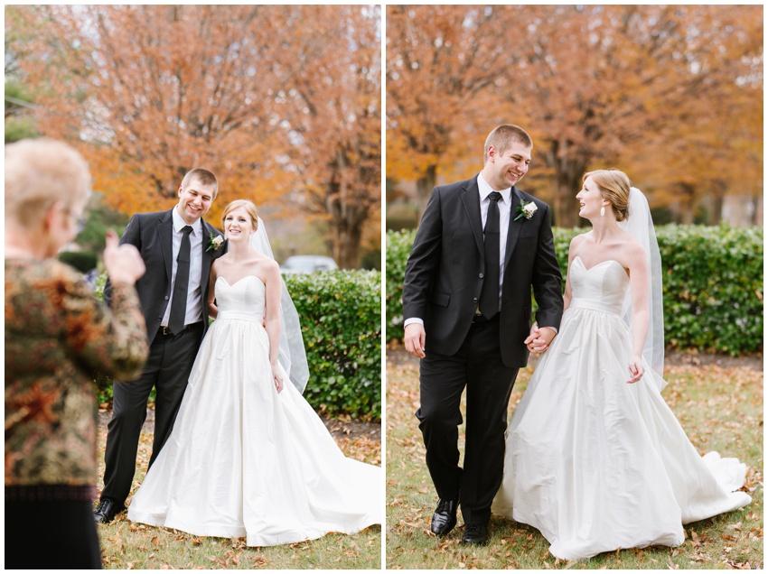 fall bride groom portraits baltimore wedding photographer
