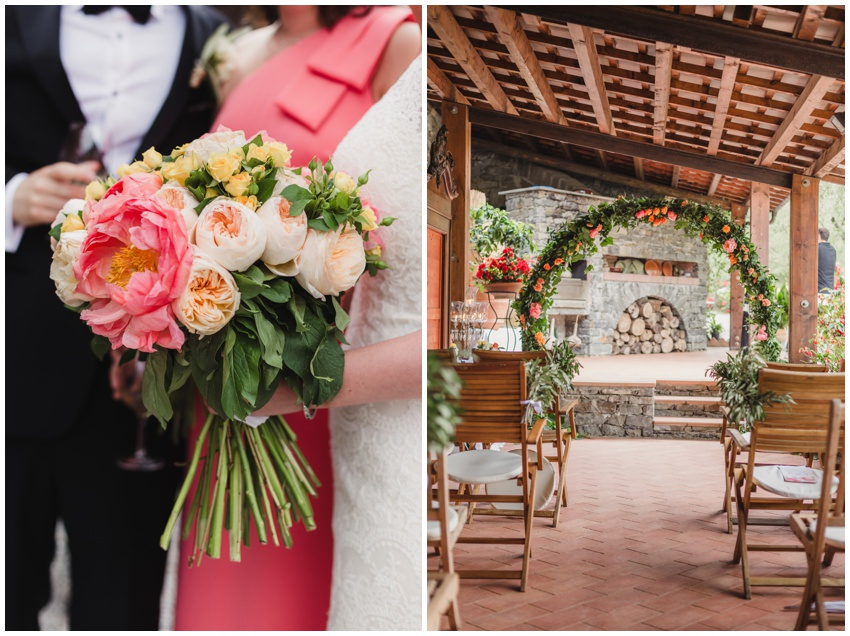 coral-peony-wedding-floral-arch-urban-row-photo