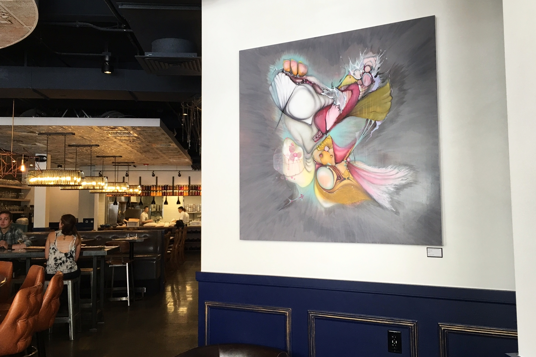 SOLD Hollis + Lana at Arcana Restaurant Boulder, CO
