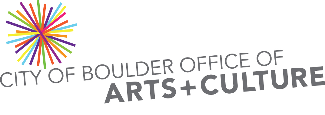 BIG THANKS TO THE BOULDER ARTS COMMISSION FOR THEIR SUPPORT IN THIS PROJECT!
