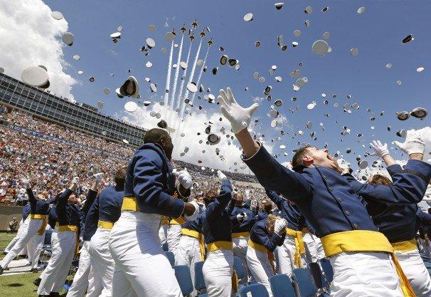 Air Force Graduation 2014