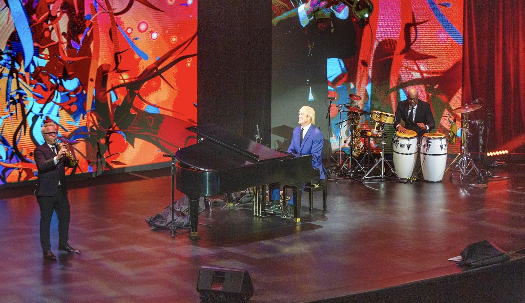 Live PBS John Tesh Special 2019