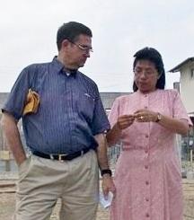 Raymond & Anita Bradley