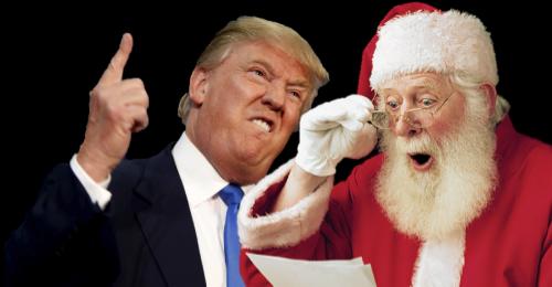 A Christmas quarrel