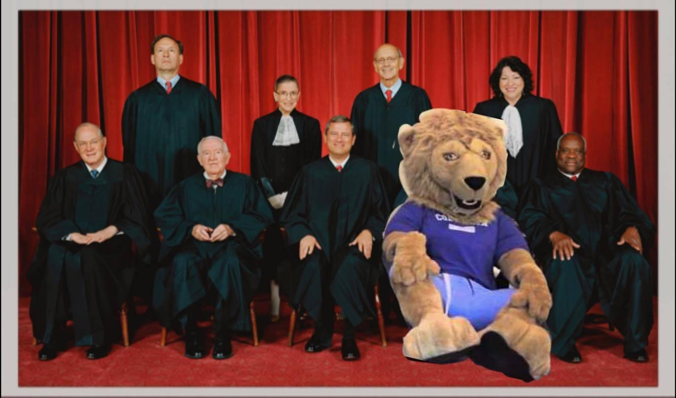 SCOTUS Bear