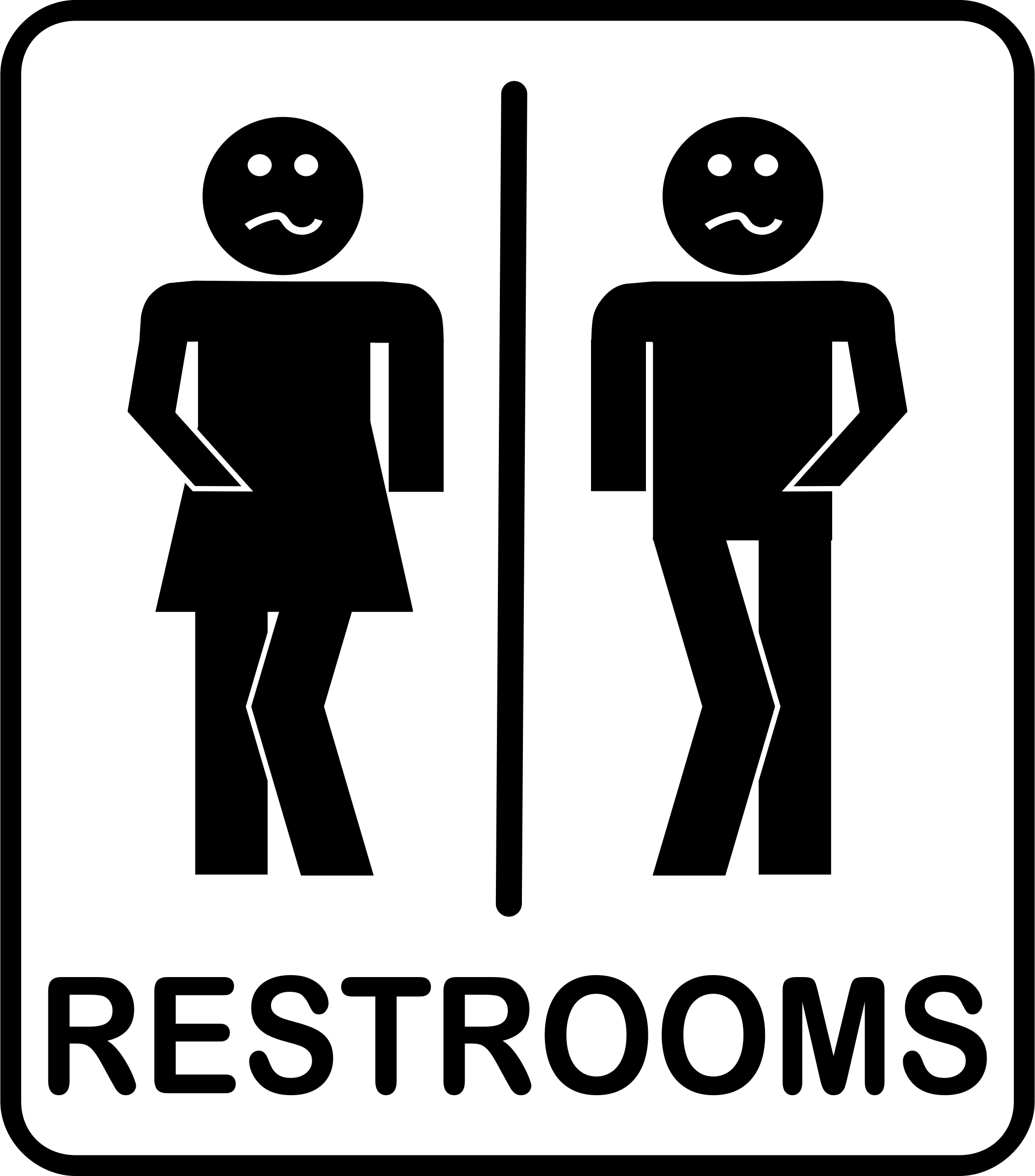 Raw Finals Survival Guide: The Bathroom Standoff